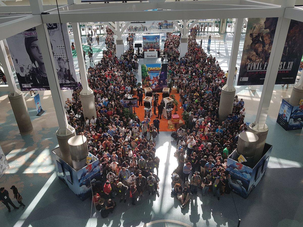 Torus Games at E3 2018